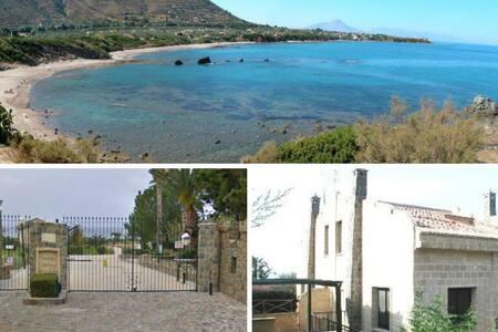 Residence baia dei 7 emiri Cefalù - Mazzaforno - Vila