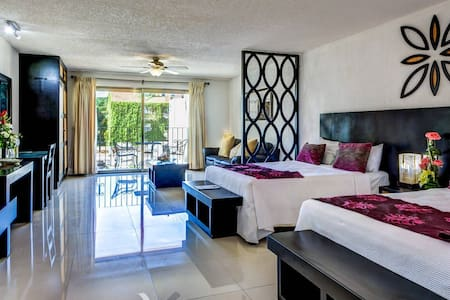 Great Apartment with two queen beds SC-204 - Playa del Carmen - Apartment