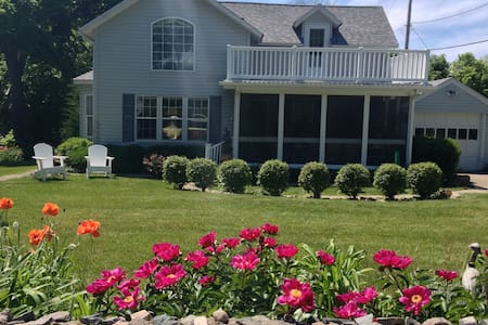 Marie's Catawba Island House, ideal location! - Port Clinton - Casa