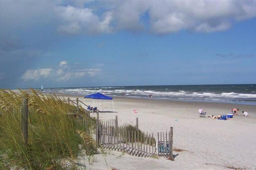 Pawley's Beach