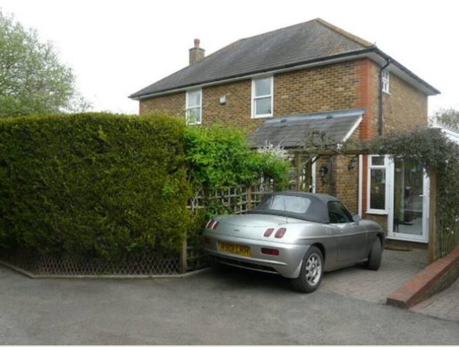 Lovely house in Epsom