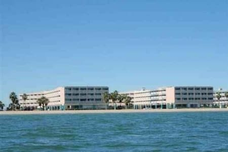 Beach Front Condo-Corpus Christi - Lägenhet
