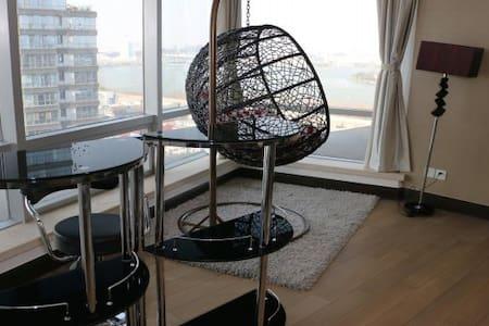 高层景观房 距离浦东机场20分钟路程 - Shanghái - Apartamento
