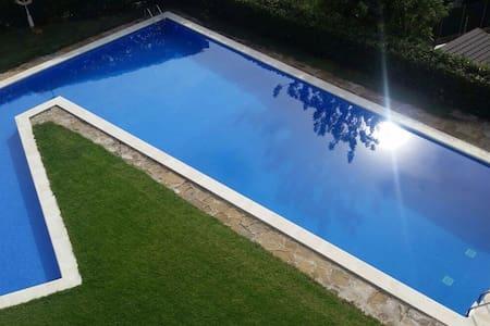 Apartamento de diseño muy luminoso - Castelldefels