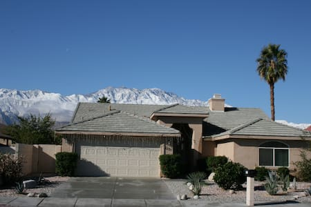 Enjoy a room in Palm Springs area - Cathedral City - House
