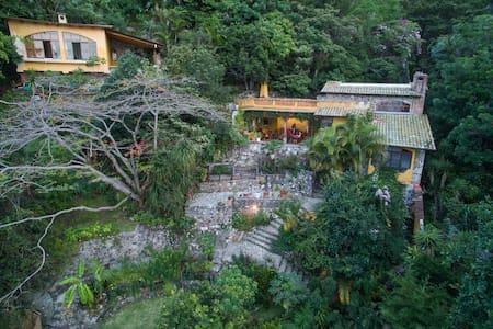 Lakeside Villa on Lake Atitlan - House