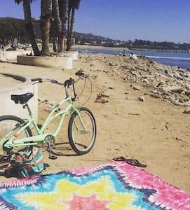 The Beach Bum Bungalow - Ventura - Bungalow