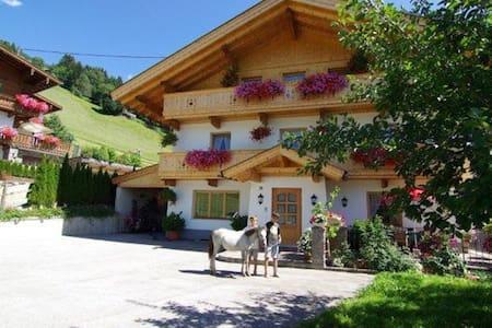 Urlaub am Bauernhof Oberhaushof 2-5 Personen ! - Gerlosberg