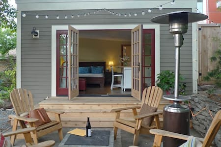 Top 20 seattle vacation rentals vacation homes condo for Seattle backyard cottage