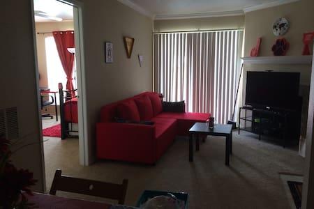 A clean 1bd/1bath apartment near Med Center - Houston - Apartment