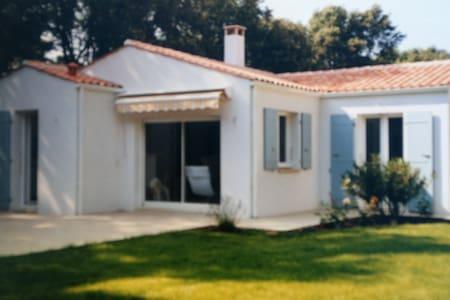 Villa passe du treuil 50 m de plage - Dolus-d'Oléron