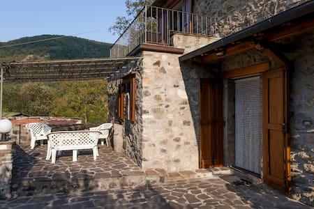 Casa di montagna vista Alpi apuane - Talo