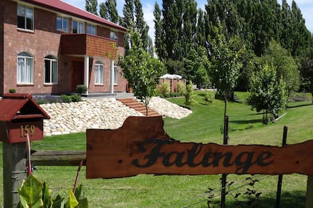 spacious queen room with ensuite - Rangiora - Bed & Breakfast