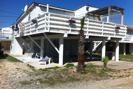 Intimate and cozy Chalet 50m Sea