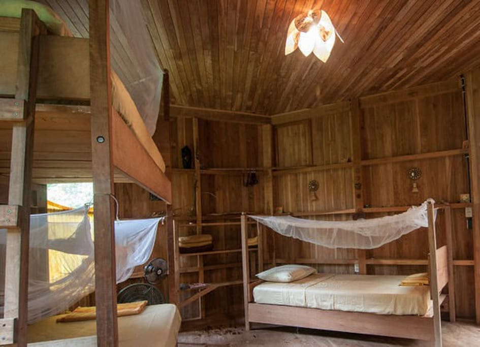 Rainforest Retreat for Small Groups