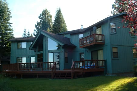 Lake Almanor Vacation Rental House - Hytte