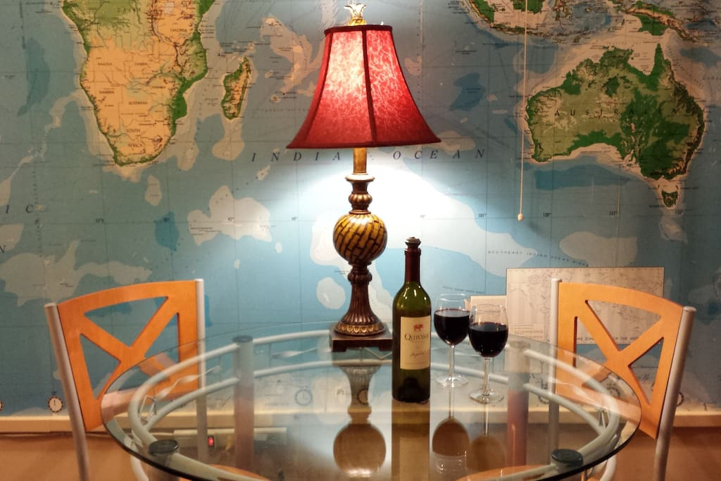Hundreds of wineries surround Forestville Guest House!