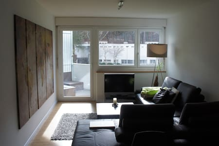 Modern apartment close to forest - Biel/Bienne - Apartment