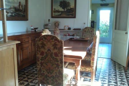 Chambres d'hôtes et petit-déjeuner - Saint-Florent-le-Vieil - Bed & Breakfast