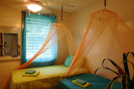 Casa Vista Pista Twin double room!