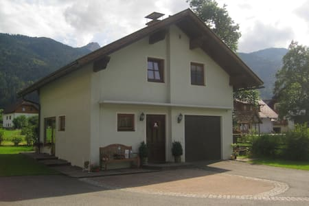 Nice holiday home near Nassfeld - House