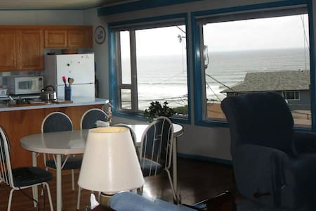 B&K's Lincoln City - Ocean View Condo - Lincoln City - Appartement en résidence