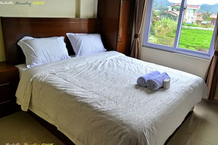 Nachelle Homestay - double size bed