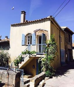 Drôme provençale Taulignan, maison de charme - Haus