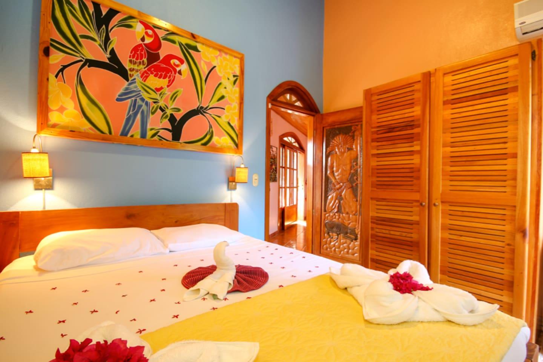 Beautiful private suite