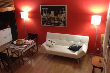Appartement 44 m2, rénové, moderne - Appartement