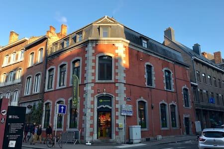 Cosy studio in the city center - Namur - Apartment