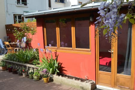 Garden room - 5 min Paris - Malakoff - House