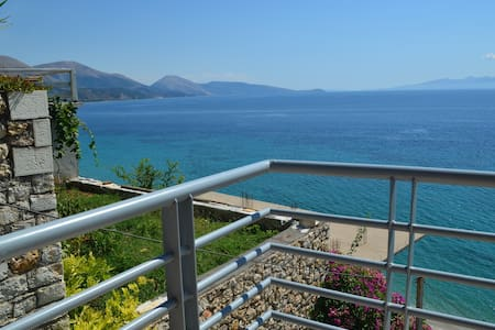 House in Qeparo Albania Riviera -51 - Huoneisto