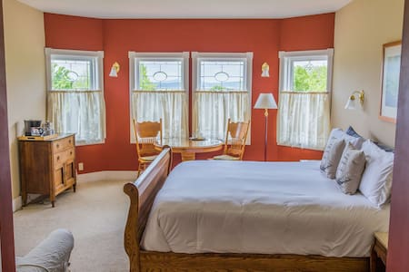 The Edenwild Boutique Inn, Suite 5 - Lopez Island