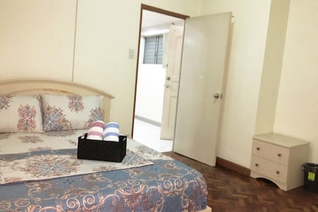 Affordable Room @ the ❤️ of d City - Appartement en résidence