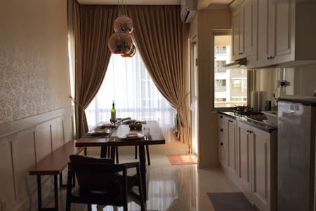 Cozy Luxury Central Location 2 bd - Tanah Abang