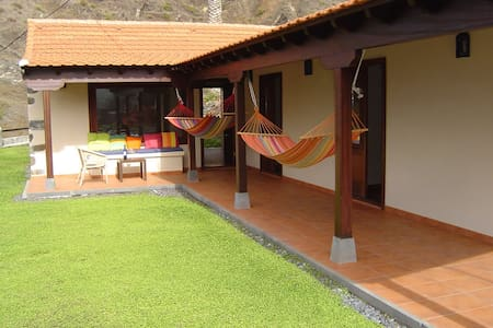 Sea View Country Villa in La Gomera - Villa