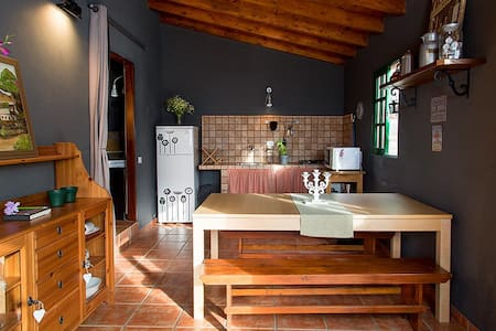Little Cottage in Anaga Rural Park  - Santa Creu de Tenerife