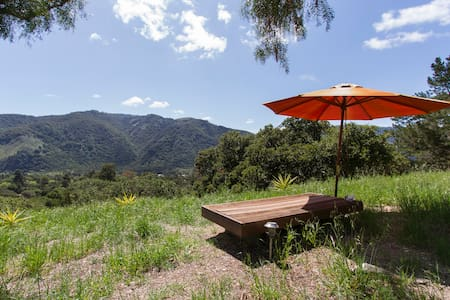 Above Carmel Valley Village - House