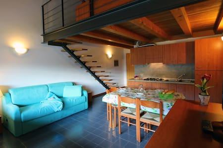 Residenza Casa Pesarina - Leilighet