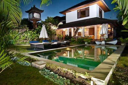 villa central seminyak 2BR pool  VC