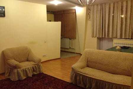 Two bedroom apartment in the center