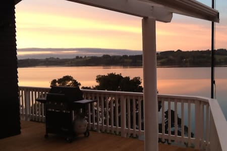 Black marlin - waterfront home