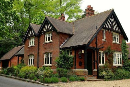 The Lodge B&B Melton Mowbray (Dble) - Pousada