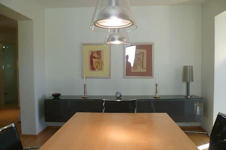 Very chic loft in central Hessen - Apartmen