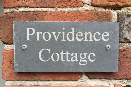 Providence Cottage: a boutique retreat for two - Angmering - Annat