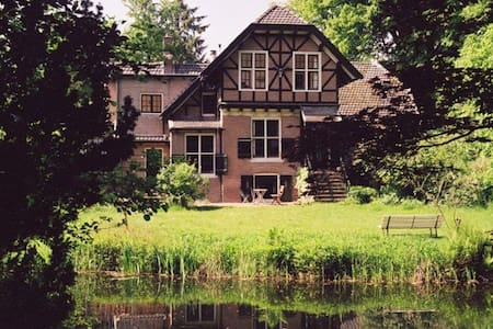 Koetshuis Kasteel Groot-Hoenlo - Olst - Ev