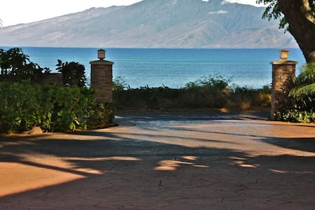 Licensed Private B&B Estate-SPECIAL - Lahaina - Bed & Breakfast