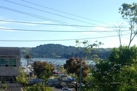 Water View, Cute, Walk it all! - Sausalito - Wohnung