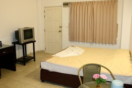 Fan room so spacious in Phuket
